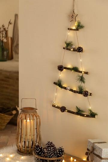 Wall LED Christmas Tree IBER