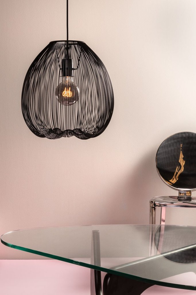 Cage Hanging Lamp, gallery image 1