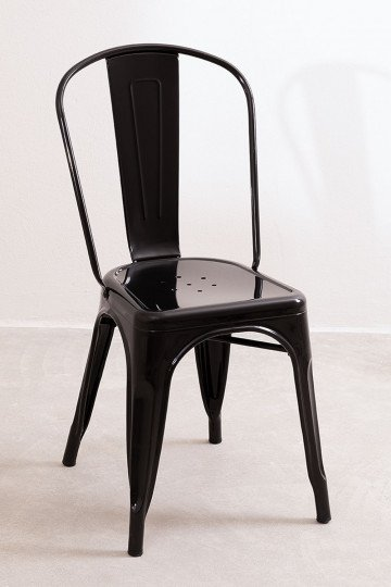 Pack of 4 LIX Chairs
