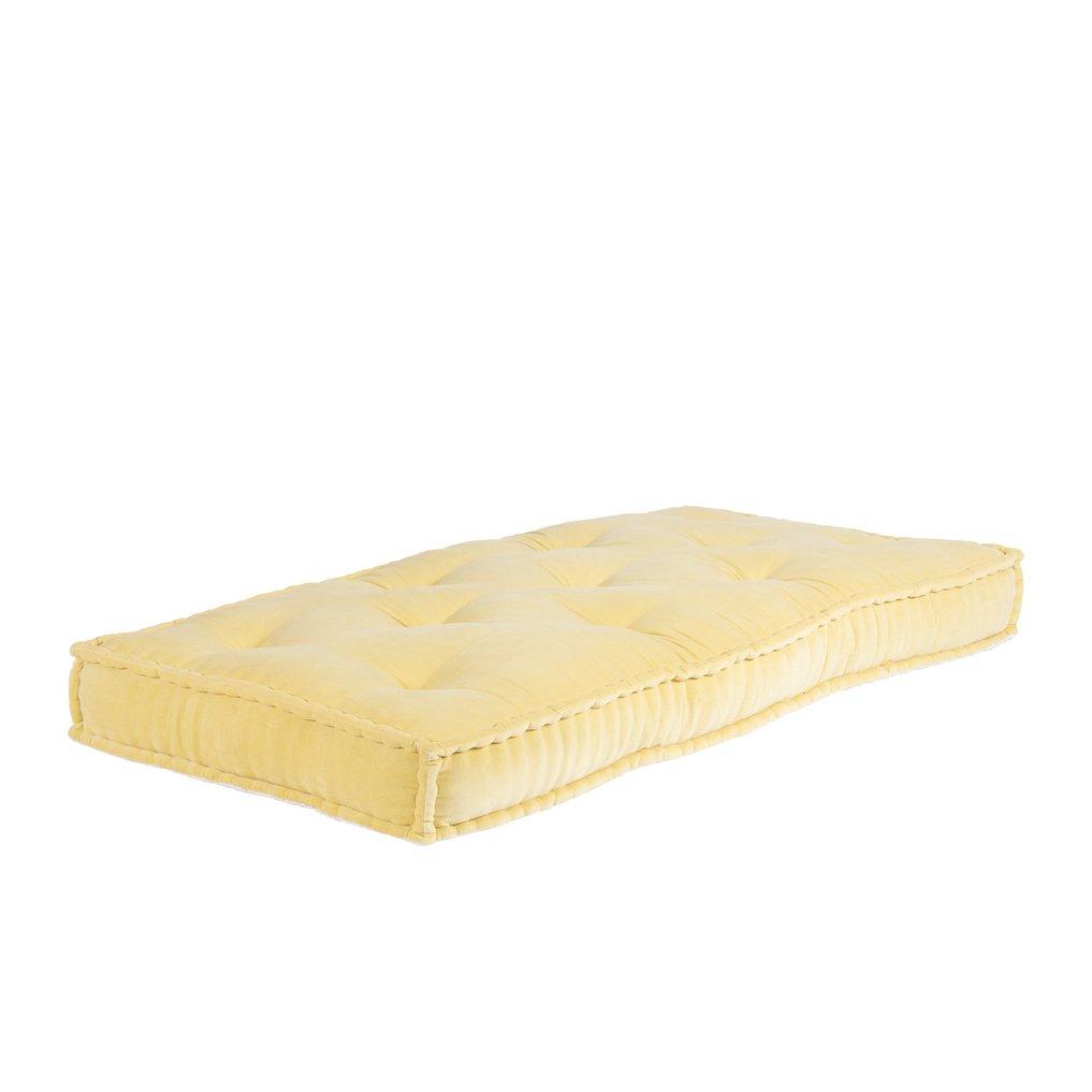 Double Cushion for Affy Velvet Modular Sofa, gallery image 1