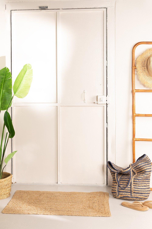 Natural Jute Doormat (90x60 cm) Airo, gallery image 1