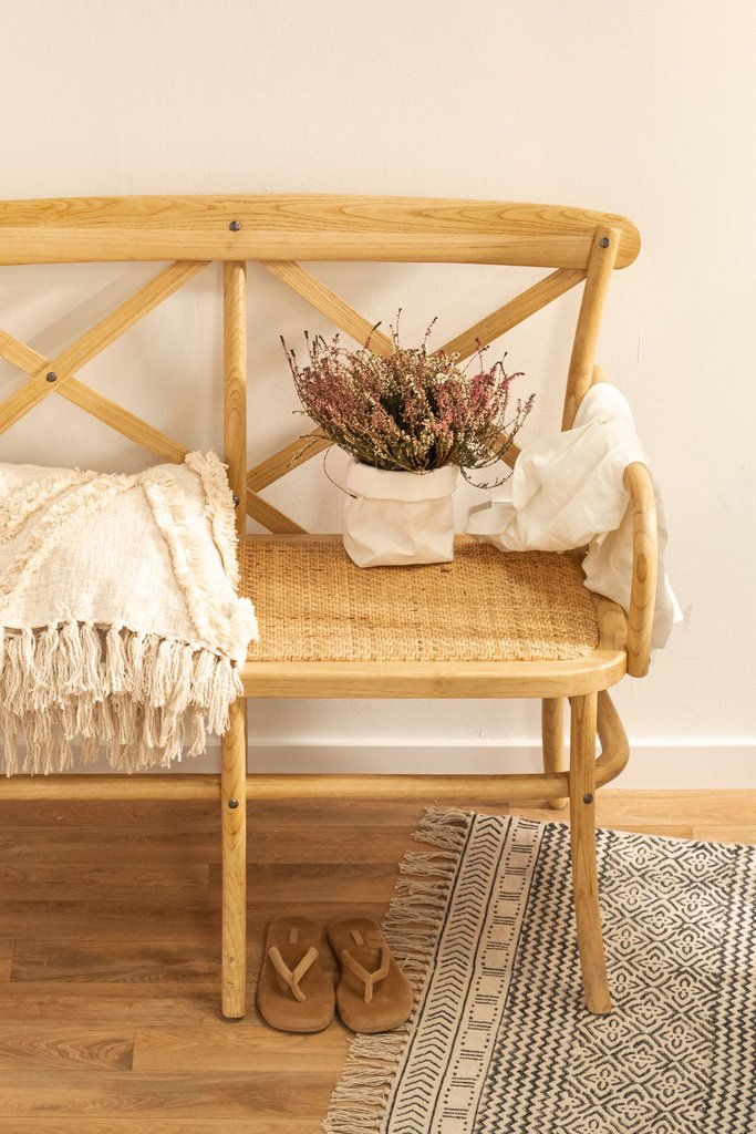 Wooden Bench Otax, gallery image 1