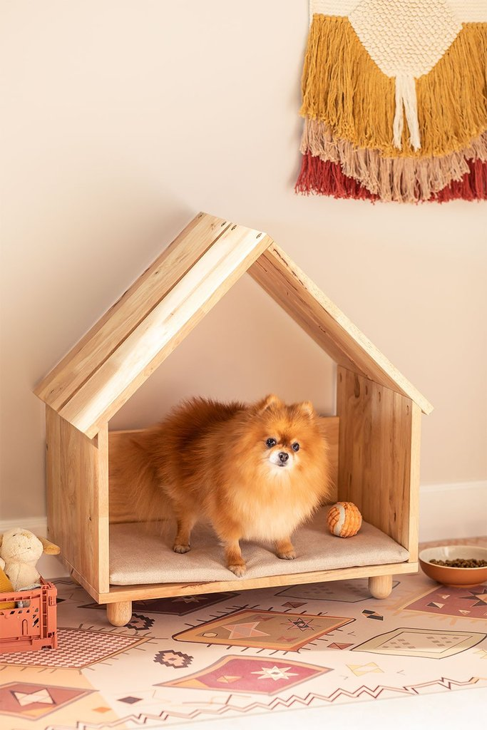 Wooden Dog House Arlan , gallery image 1