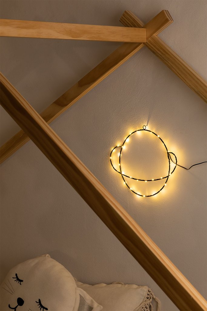 Melky LED Decorative Garland, gallery image 1