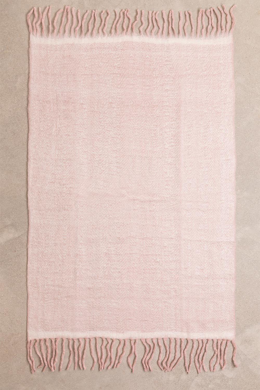 Plaid Jer Blanket , gallery image 1