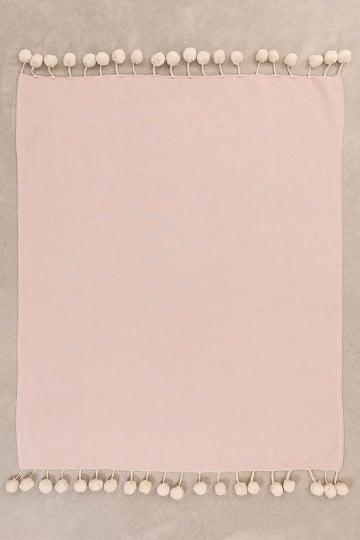 Plaid Cotton Blanket Olis