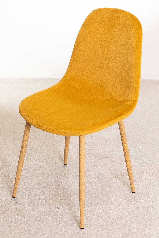 Glamm Velvet Chair , gallery image 1