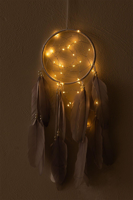 Sapana LED dreamcatcher, gallery image 1
