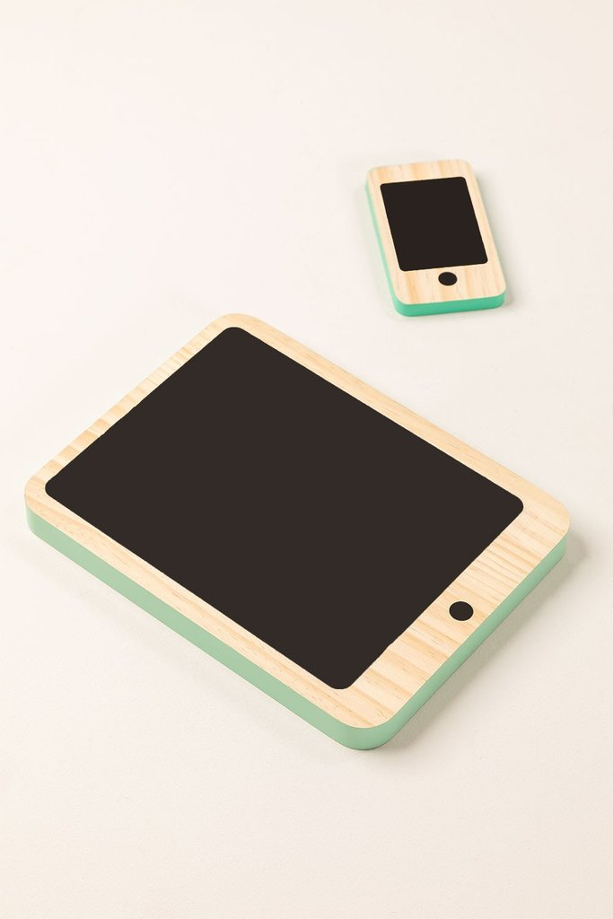 Gamis Kids Wooden Tablet and Mobile Set, gallery image 1
