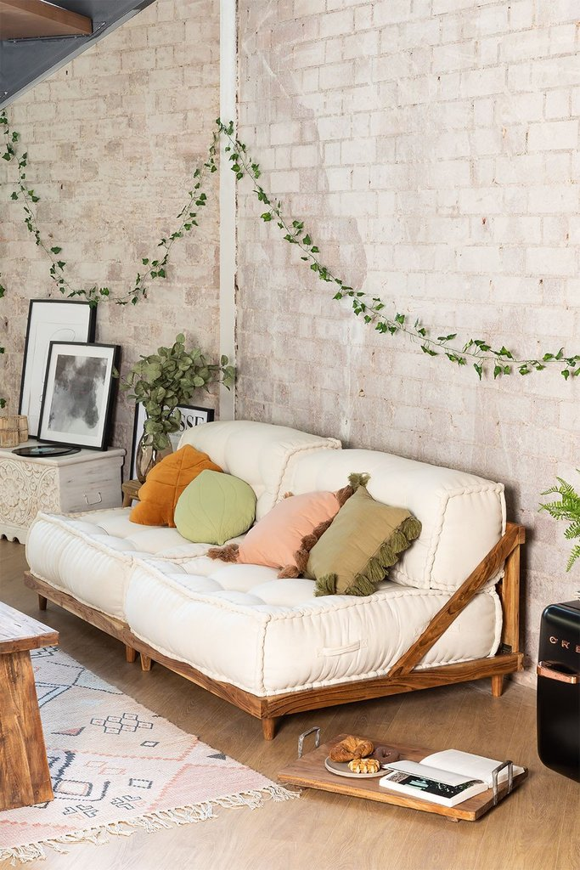 Base for Yebel Modular Sofa (100x100 cm), gallery image 1