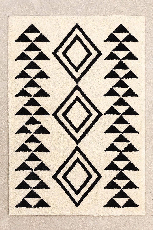 Wool Rug (177x122 cm) Bloson, gallery image 1