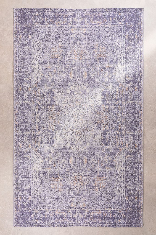 Cotton Chenille Rug (300x180 cm) Anissa, gallery image 1