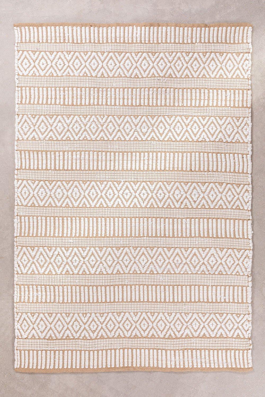 Hemp Rug (180x120 cm) Tolose, gallery image 1