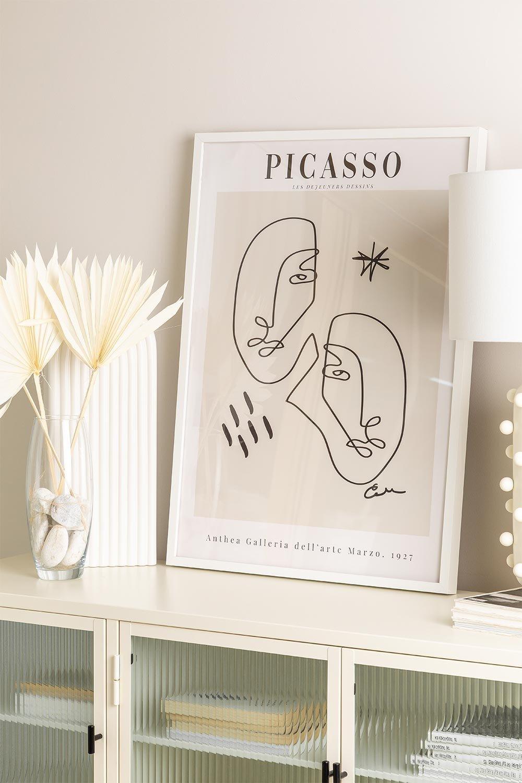 Decorative Print Woman (50x70 cm) , gallery image 1
