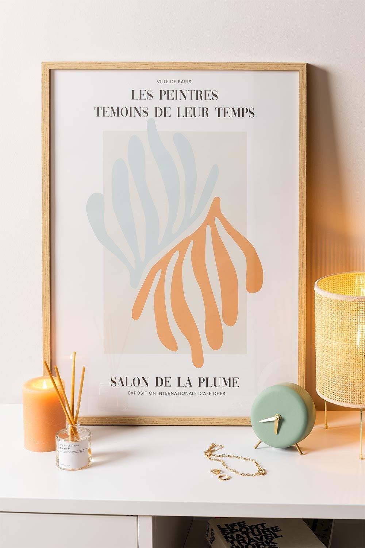 Decorative Sheet (50x70 cm) Plumm, gallery image 1