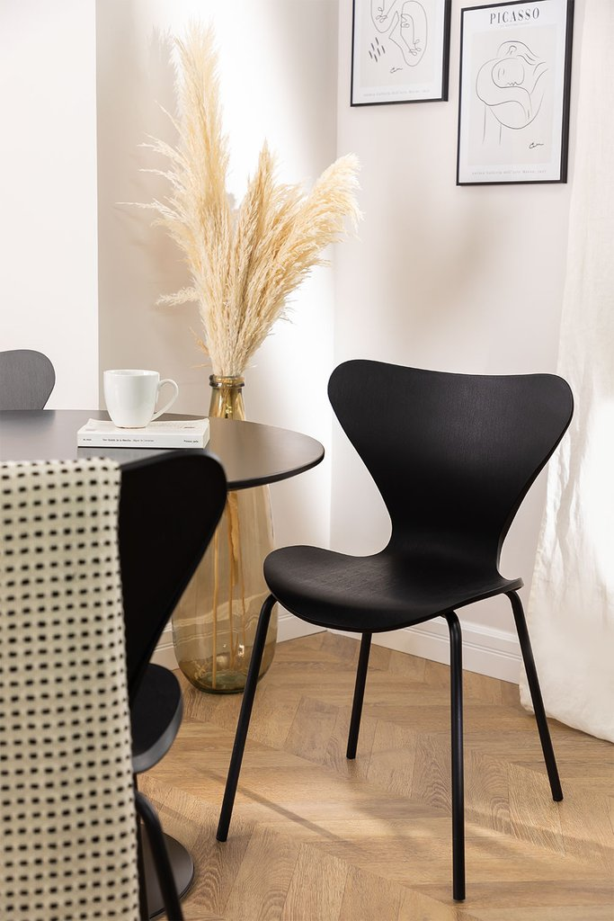 Uit Colors Style Dining Chair, gallery image 1