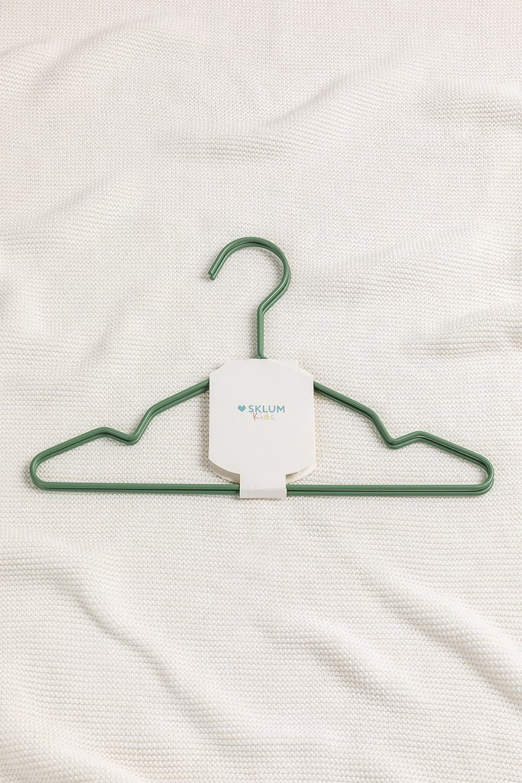 Set of 2 Mofli Kids Hangers, gallery image 1