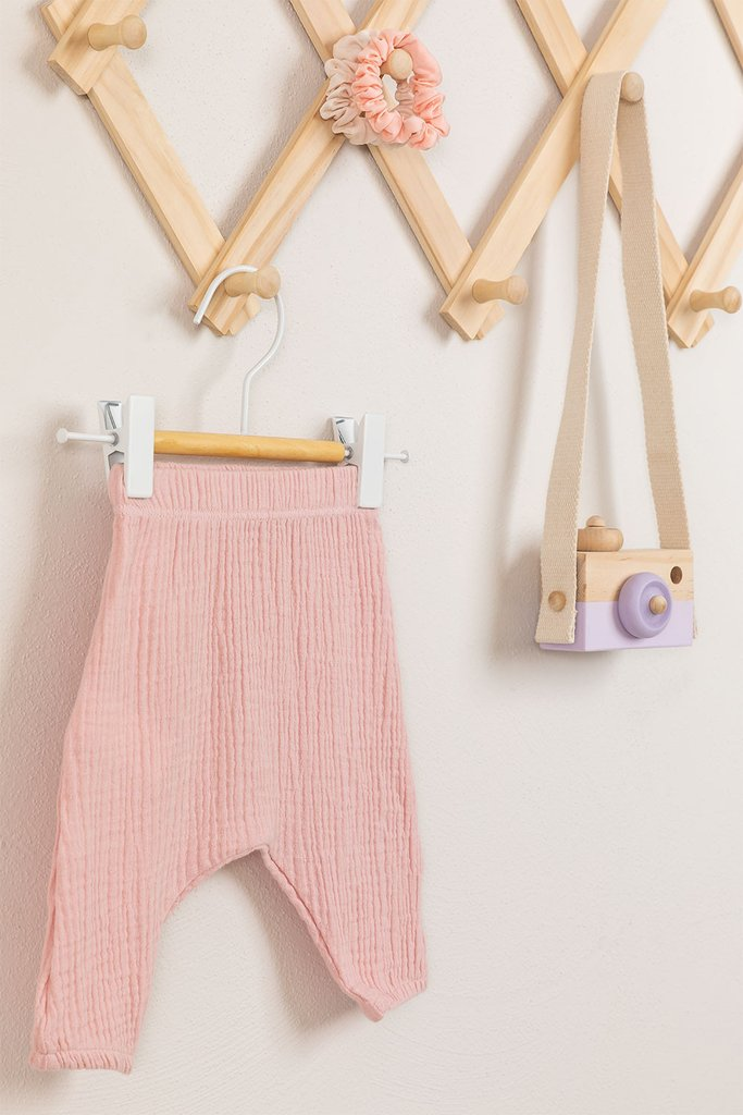 Set of 2 Hangers with Clip Corin Kids, gallery image 1