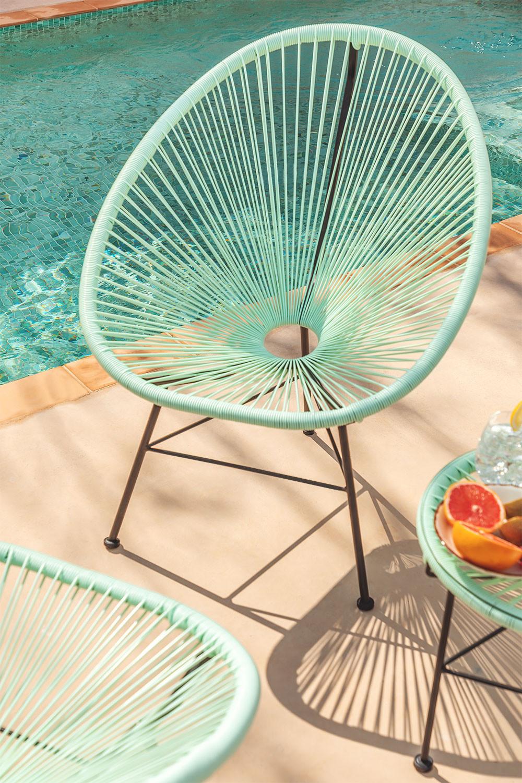 Sedia da giardino New Acapulco, immagine della galleria 1