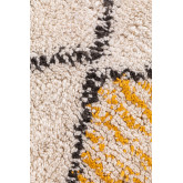 Tappeto in cotone (196x120 cm) Jalila, immagine in miniatura 4