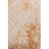Cuscino quadrato in cotone tie dye (45x45 cm) Moanda, immagine in miniatura 5