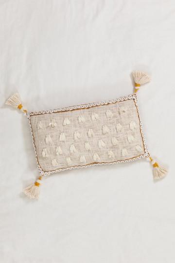 Federa Cuscino Rettangolo in cotone ( 35x60 cm) Hari