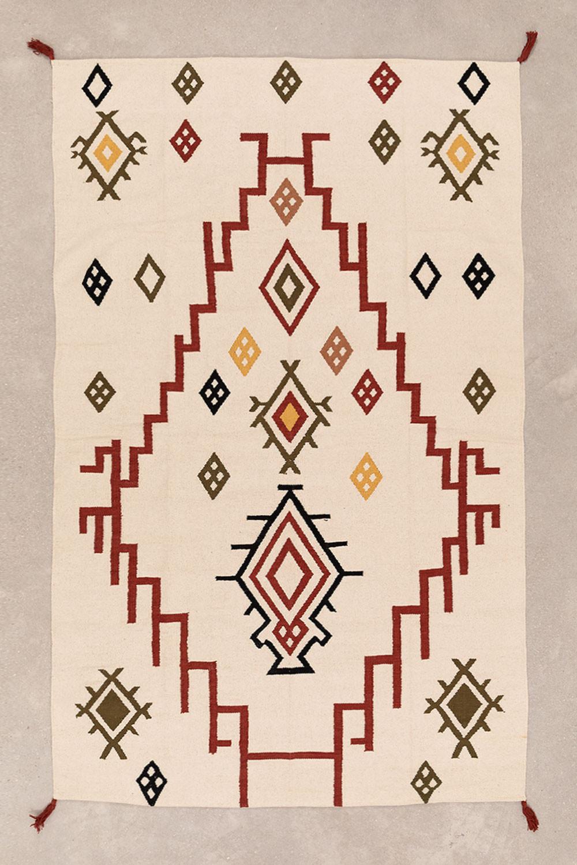 Tappeto in cotone (245x160 cm) Rilel, immagine della galleria 1