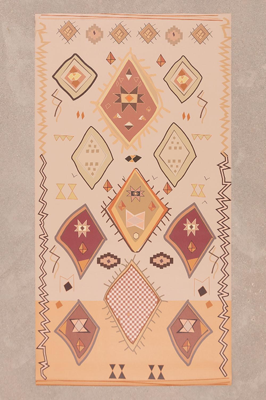 Tappeto in vinile (150x80 cm) Jirab, immagine della galleria 1