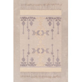 Tappeto in cotone (180x120 cm) Arot, immagine in miniatura 2