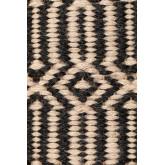Tappeto in iuta naturale (245x160 cm) Kinssa, immagine in miniatura 5