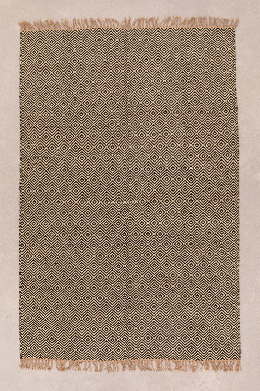 Tappeto in iuta naturale (245x165 cm) Kiva, immagine della galleria 1