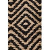 Tappeto in iuta naturale (245x165 cm) Kiva, immagine in miniatura 4