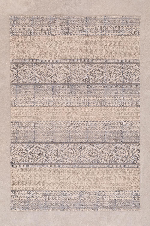 Tappeto in cotone (180x120 cm) Vintur, immagine della galleria 1