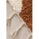 Tappeto in cotone (206x130 cm) Delta, immagine in miniatura 3
