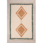 Tappeto in cotone (185x122 cm) Derum, immagine in miniatura 1