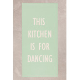 Tappeto in vinile (120x60 cm) Dansi, immagine in miniatura 1