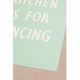 Tappeto in vinile (120x60 cm) Dansi, immagine in miniatura 2