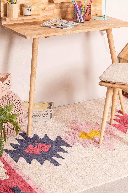 Tappeto in cotone (175x120 cm) Yogi, immagine della galleria 1