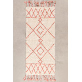 Tappetino da bagno in cotone (144x51,5 cm) Pere, immagine in miniatura 1