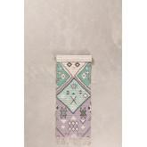 Tappeto per corridoio in juta e tessuto (170x40 cm) Nuada, immagine in miniatura 2