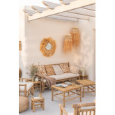 Tavolini Impilabili in bambù Jarvis, immagine in miniatura 1