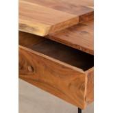 Consolle in legno Alina, immagine in miniatura 6