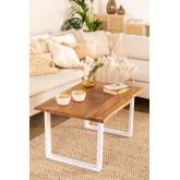 Tavolino da caffè in legno riciclato Sami, immagine in miniatura 1