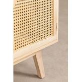 Credenza alta in legno Ralik Style, immagine in miniatura 6