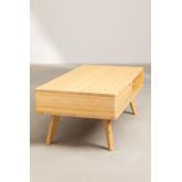 Tavolino in bambù Gian , immagine in miniatura 4