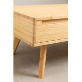 Tavolino in bambù Gian , immagine in miniatura 6