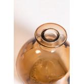 Vaso di vetro riciclato Endon, immagine in miniatura 3