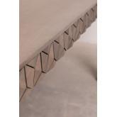 Tavolo da pranzo rettangolare in mango (180x90 cm) Albi, immagine in miniatura 5