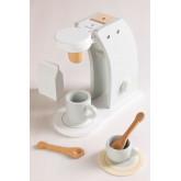 Macchina del caffè in legno Cofi Kids, immagine in miniatura 2