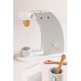 Macchina del caffè in legno Cofi Kids, immagine in miniatura 3